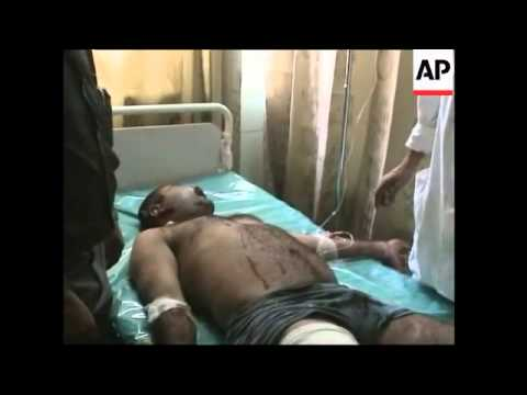 Iraq's Ahmad Chalabi escapes assassination attempt