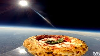 SPACE PIZZA | La pizza napoletana nello spazio