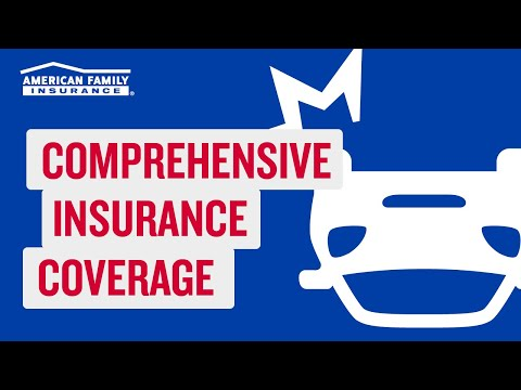 Comprehensive Auto Insurance | @AmFam®