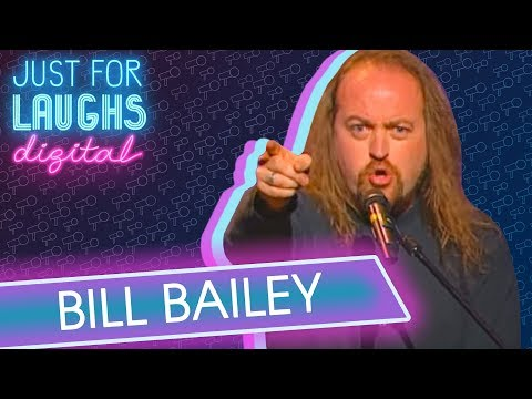 Bill Bailey - The News Is Terrifying