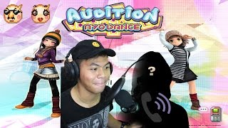 Audition Ayo Dance - Voice Chat with Female Player (Ternyata Gak HODE!!)