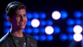 La Voz Kids | Leosmany Castillo canta 'Bailando' en La Voz Kids