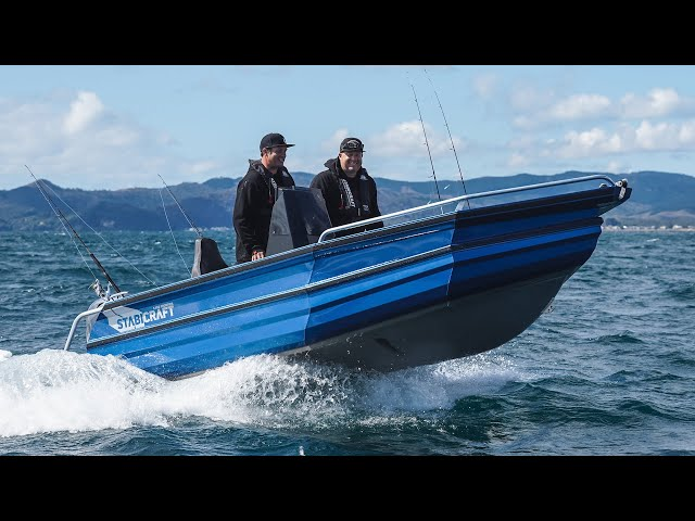 Stabicraft 1450 Frontier - Inshore Mission! ⚓