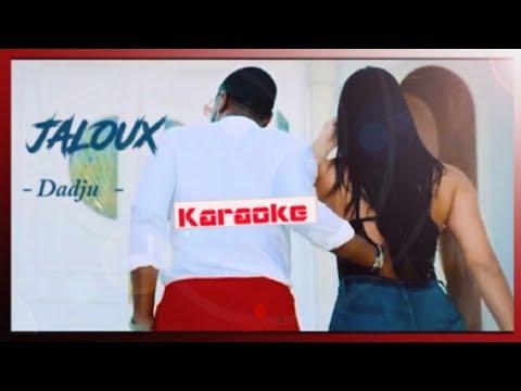DADJU - Jaloux [ Karaoke - Lyrics - Paroles ]