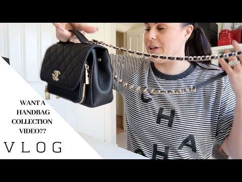 want-a-handbag-collection-video??....*comment-yes-below*-vlog- -jerusha-couture