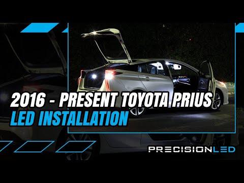 Present Toyota P.Rius