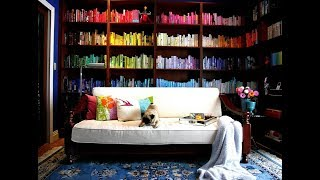 In Home Library Design Ideas