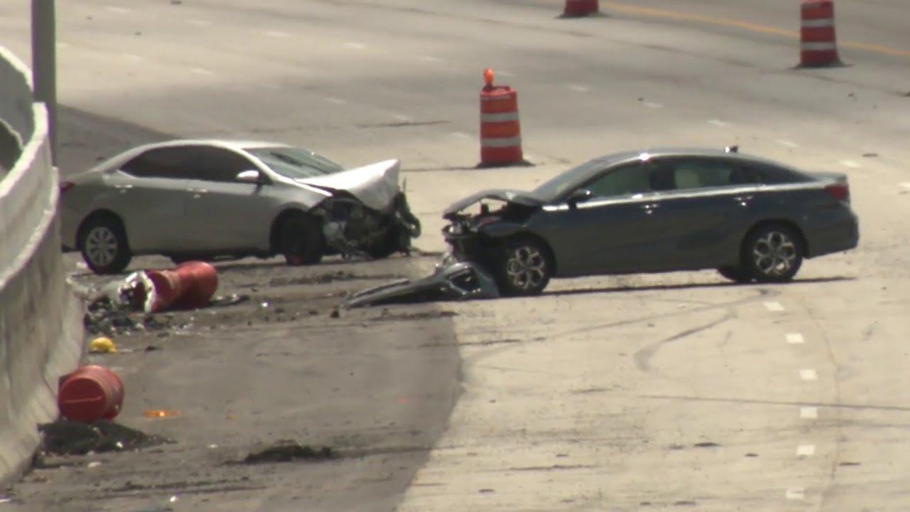 Fatal crash in Deerfield Beach shuts down I-95 for hours