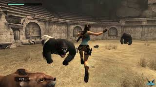 "Tomb Raider Anniversary ""Grecia - Coliseo"" [TOMB RAIDER][PC] #10"