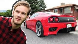 MY NEW CAR - Pewdiepie - Reupload