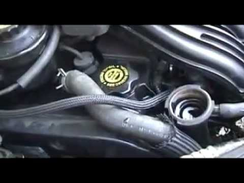 How to change your timing belt on your PT Cruiser - YouTube