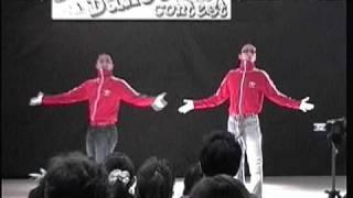 2010 11 23 神戸で行われた Kids Dance Contest (主催 CSK...