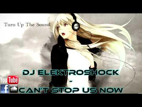 DJ Elektroshock - Can't Stop Us Now