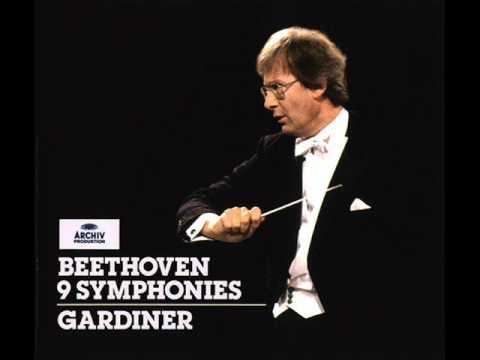 Beethoven Symphony No. 1 in C major, op. 21 (Gardiner/ORR)