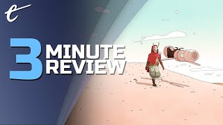 Sable | Review in 3 Minutes (Video Game Video Review)