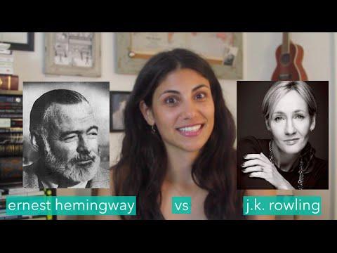 Learn to Write Like Hemingway