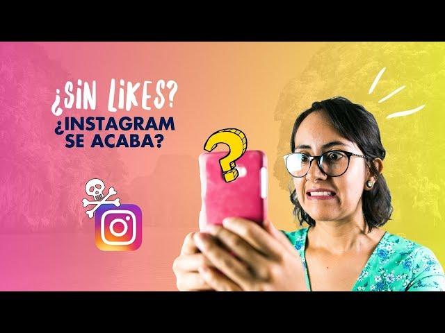 El Fin de los Likes en Instagram | Aprende con Diana Muñoz