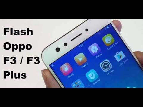 Rooting/TWRP OPPO F3 Plus Real Working!!2018 - YouTube
