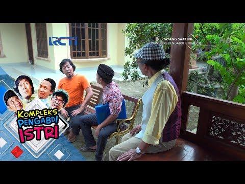 KOMPLEK PENGABDI ISTRI - Opa Pak RT Komeng Saling Curhat Tentang Istrinya [23 Mei 2018]