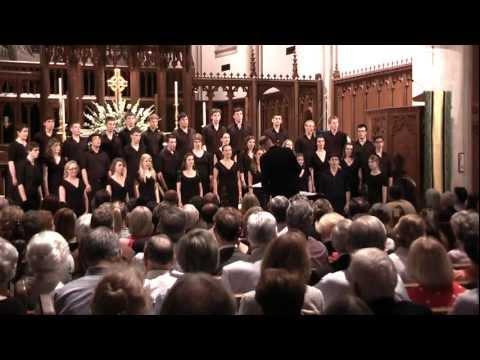 Trinity College Choir - At Last (arr Ken Naylor) - Atlanta, USA