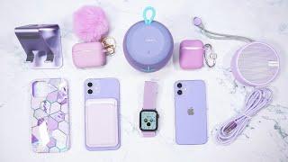 Purple iPhone 12: Top Colorful Purple Accessories 💜