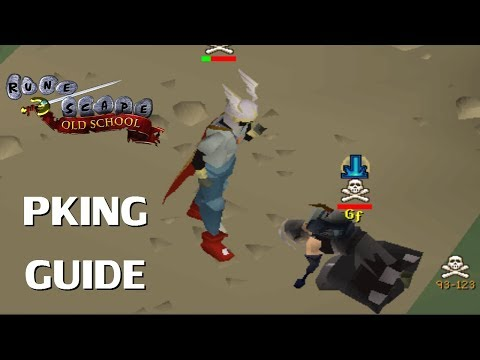 OSRS Pking Guide (In Depth) Tips/Tricks