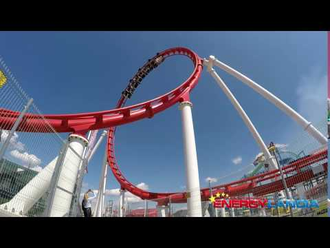 Park Rozrywki Energylandia - Formuła Roller Coaster