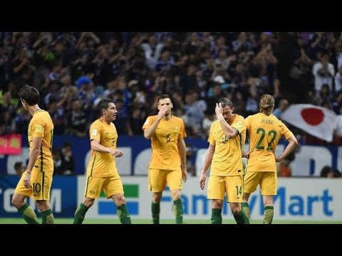 Japan vs Australia - 2018 World Cup Qualifiers - FULL MATCH from YouTube · Duration:  1 hour 34 minutes 30 seconds