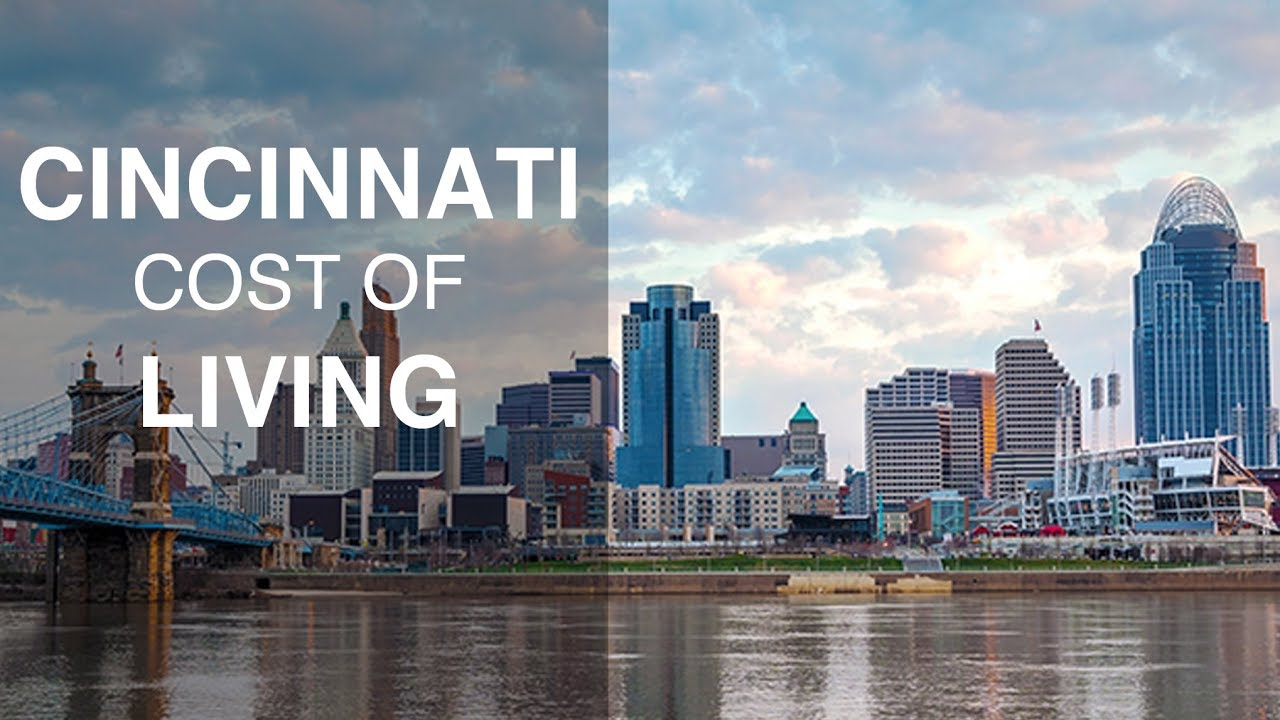 Cost of Living in Cincinnati Compared to Other U.S. Cities