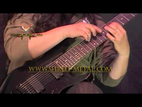 Shred Metal Guitar Academy - Highly Effective Instruction