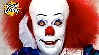 ОНО: Как Пеннивайз пугал до усрачки 27 лет назад / ОНО 1990 Топ страшных сцен с клоуном Пеннивайзом