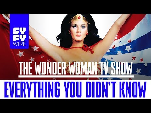 Wonder Woman (Lynda Carter) TV Show: Everything You Didn't Know | SYFY WIRE