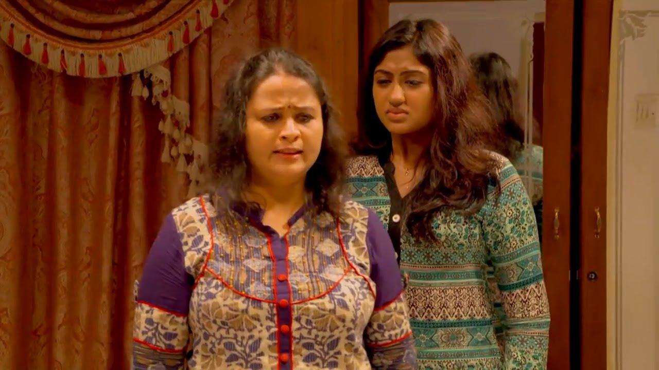 Bhramanam | Anu & Haritha came face to face... | Mazhavil Manorama