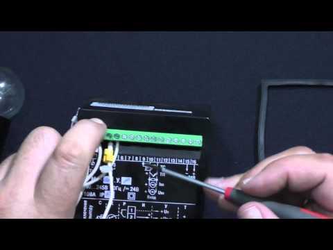 Настройка и подключение регулятора ОВЕН ТРМ1
