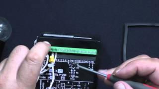 видео Блок управления вентиляторами компьютера на PIC16F876