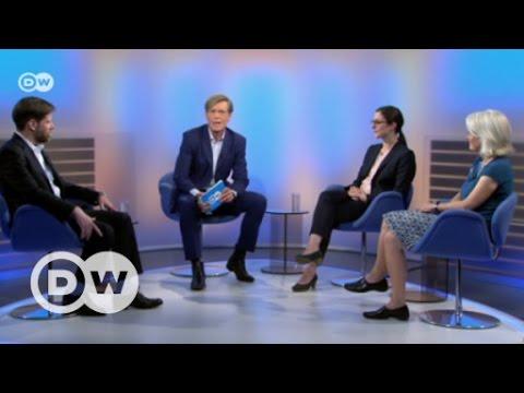 Schulz am Boden: Merkel unbesiegbar? | DW Deutsch