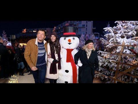 Le Merveilleux Village de Noël : Découvrez les 1ères images avec V.Damidot, T.Silva et L.Mariotte !