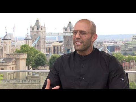 Jason Statham Talks His Training And Working With 'The Rock' In New Film
