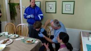 This is a Public Service Announcement on Food Allergy Awareness. Pl...