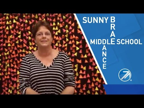 Sunny Brae Middle School Dance with Accurate Productions DJs