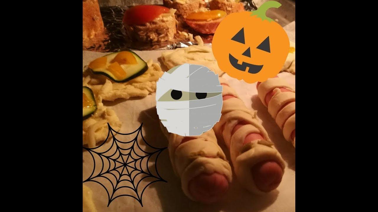 Strasznie smaczne przekąski na Halloween