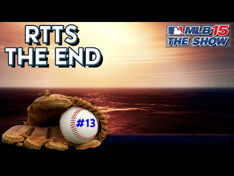 MLB 15 The Show (PS4) Road To The Show SP Ep. 53 | The End