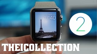 Test watchOS 2 Français