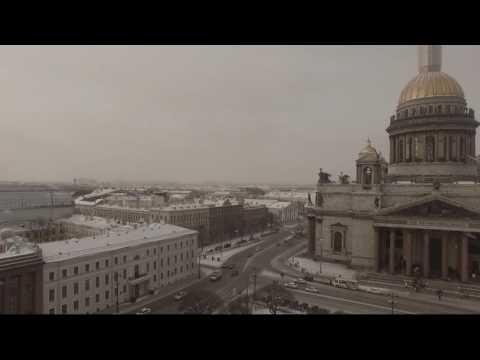 Январь 2017. Исаакиевский собор.