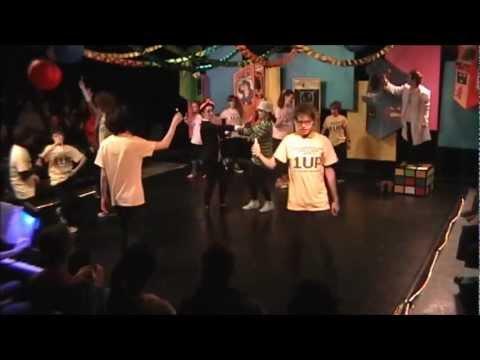 MIC Musical Theatre Program:  1Up