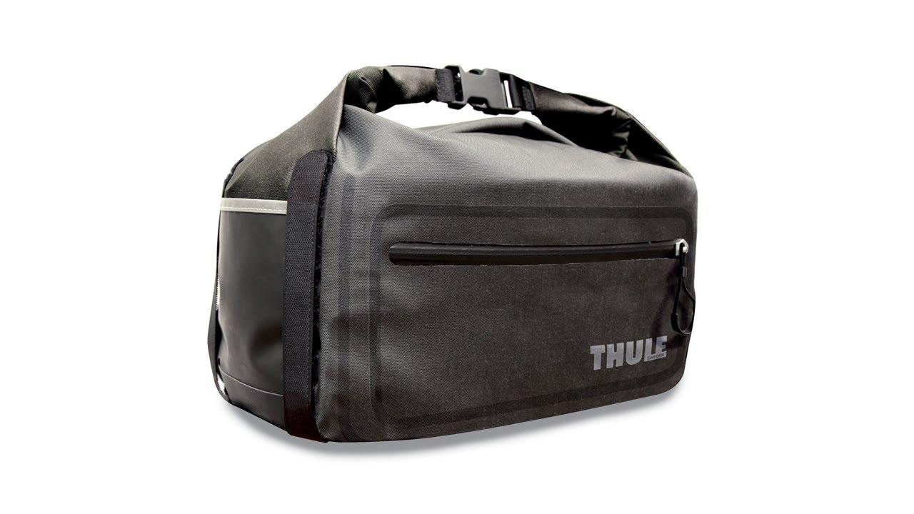 Bike Bags Racks Thule Pack N Pedal Trunk Bag