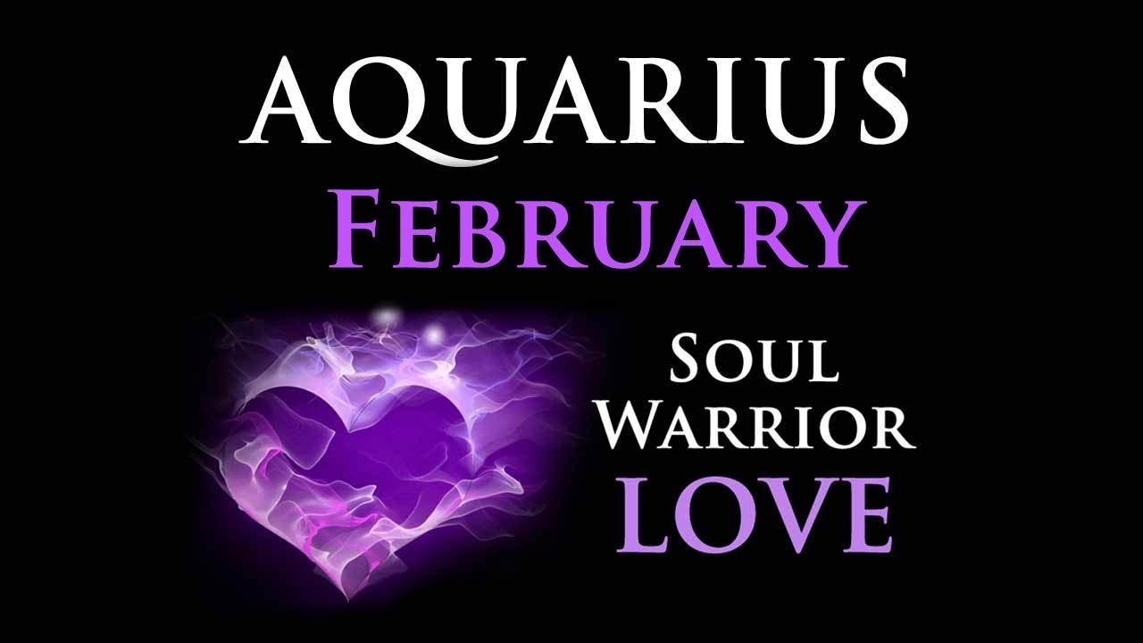 aquarius tarot love february