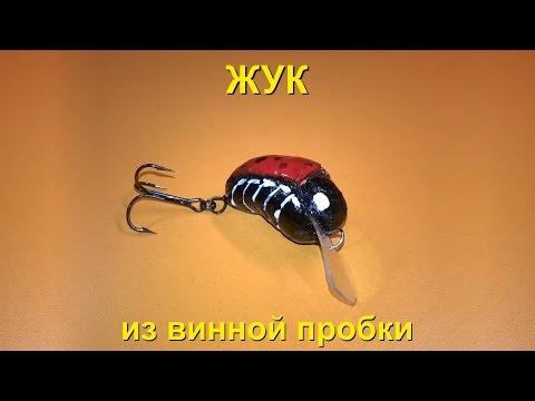 что ловить на майский жук