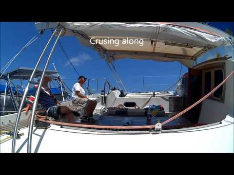 Sailing Martinique & the Caribbean sea