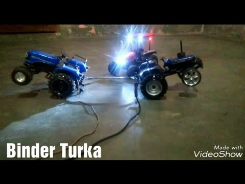 Model Toy Tractor Tochan || Arjun Vs Ford ||